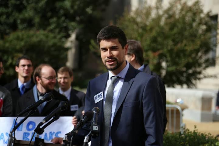 Francisco Enriquez, US PIRG