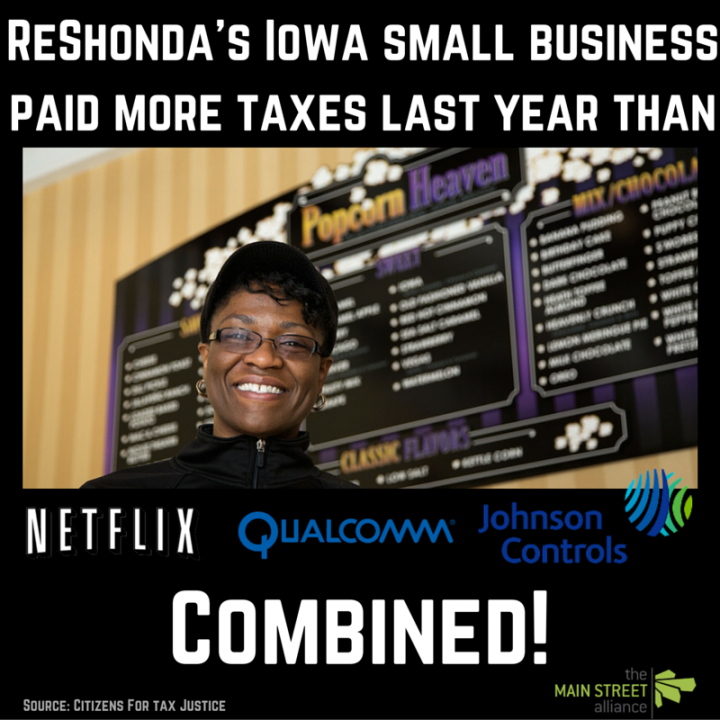ReShonda Young- Tax Day