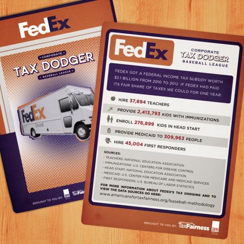 fedexbaseballcard