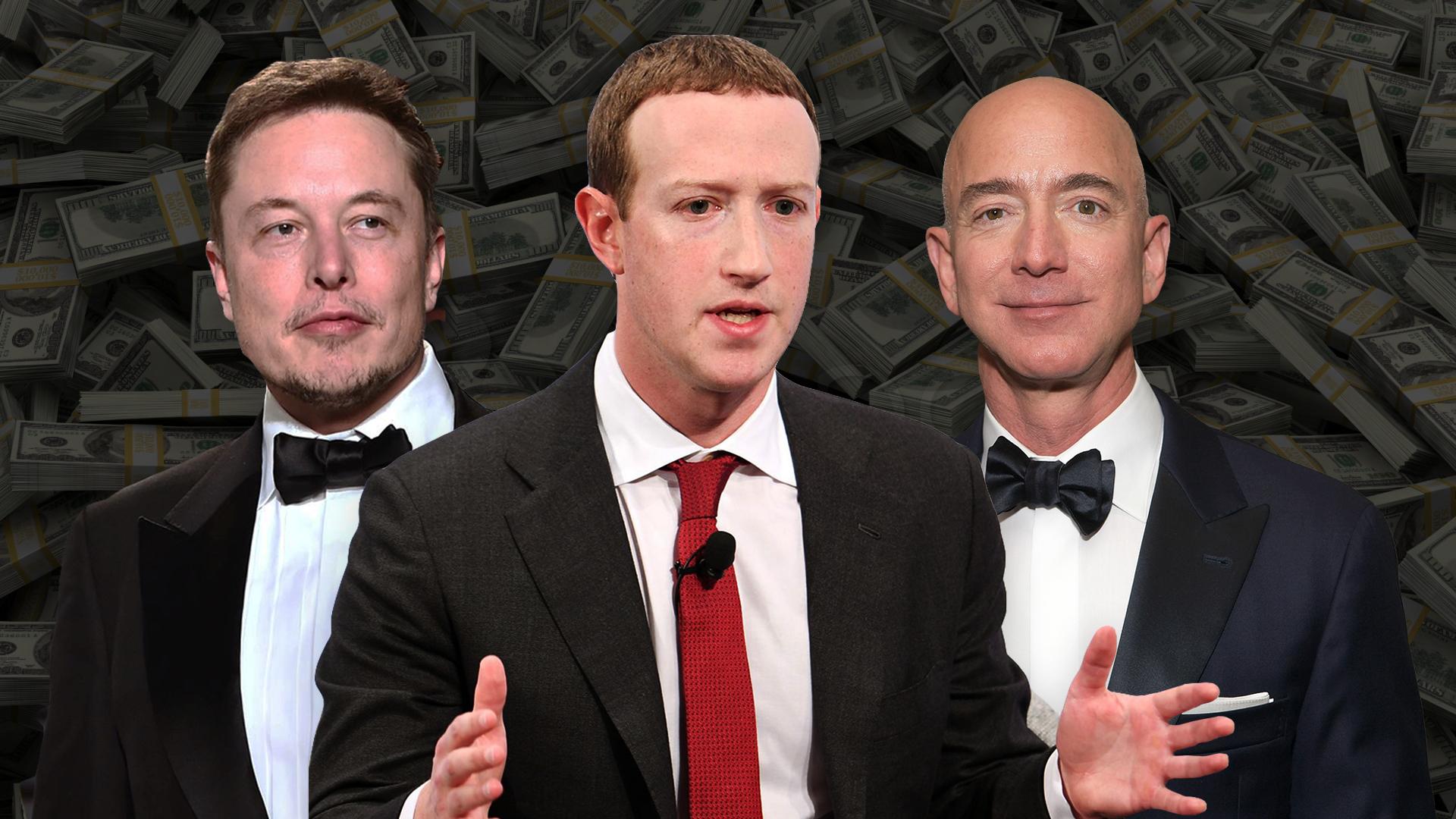 Net worth of U.S. billionaires soared by $1 trillion since pandemic began